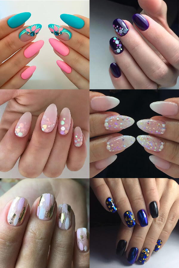 29 Spectacular Shiny Nail Design Ideas | Trends For Women