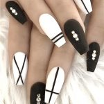 Matte Topcoat nail Ideas and trends